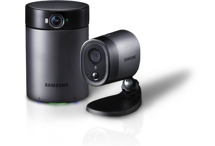 The versatile SmartCam A1 security system