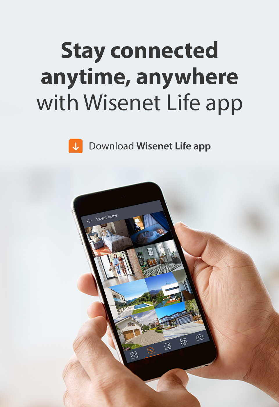 Wisenet - Watch what matters most
