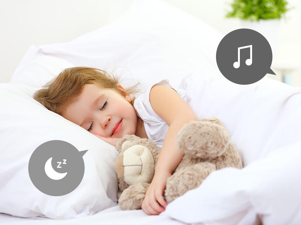 Samsung BabyView SEW-3043W Lullabies