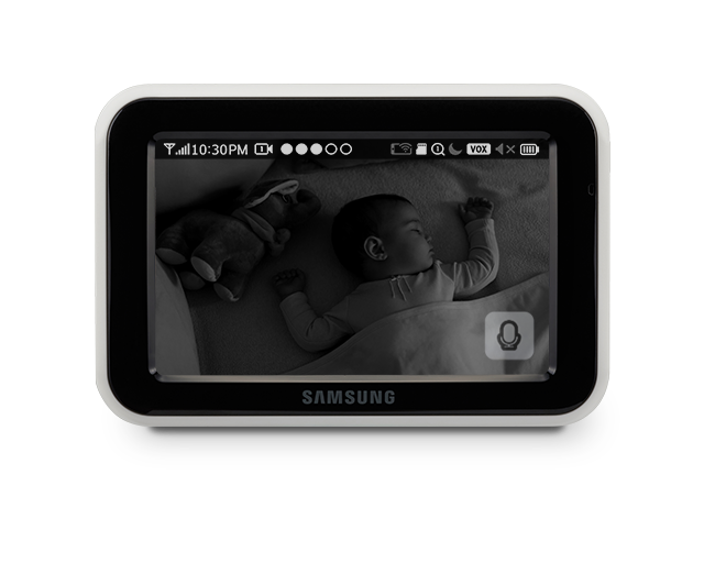 Samsung BabyView Standard SEW-3055W Smooth night vision