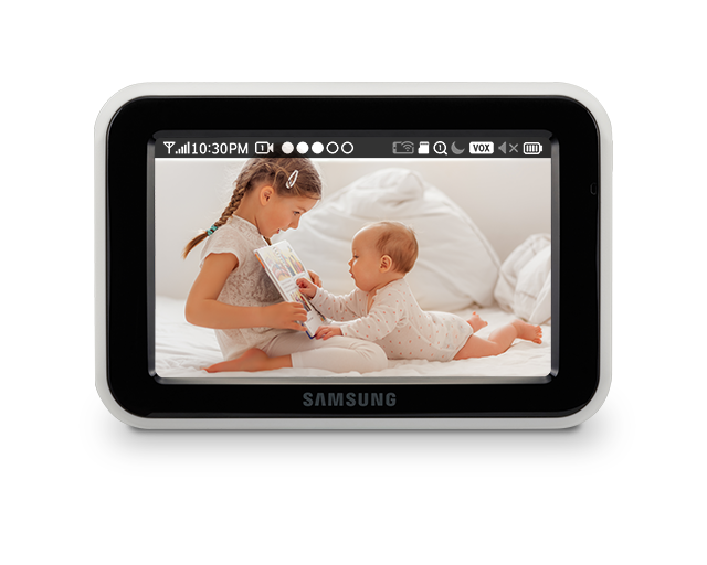 Samsung BabyView Standard SEW-3055W Photo Diary