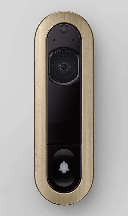 SmartCam D1 Gold color