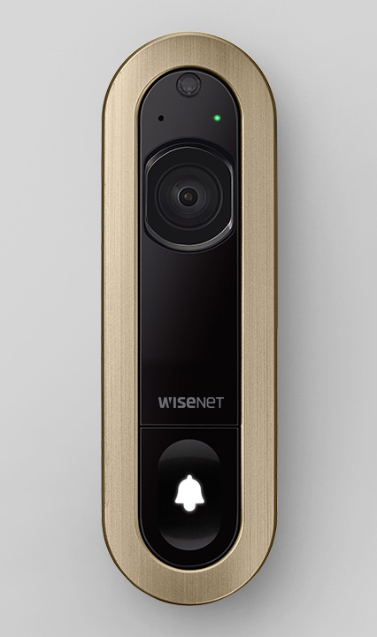 SmartCam D1 Gold color