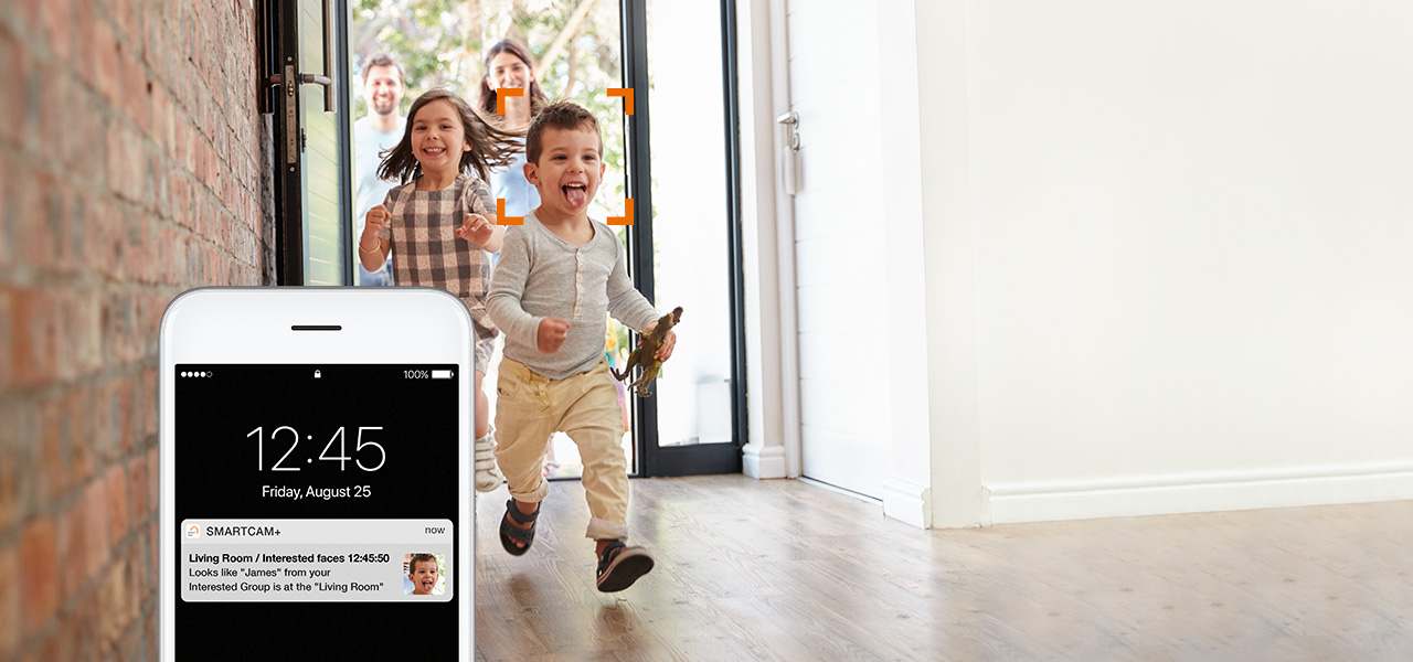 Face Recognition with personalized notification