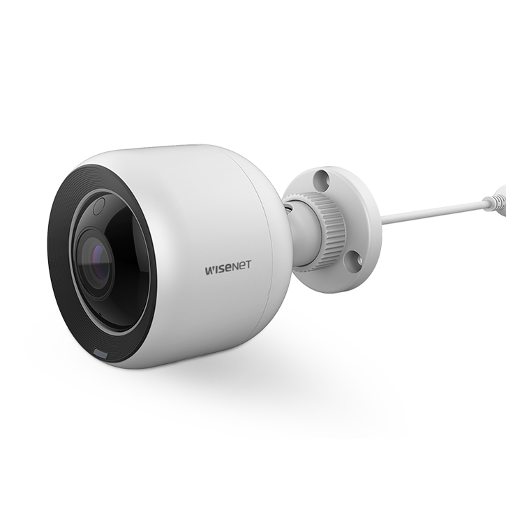 SmartCam Wisenet Outdoor Camera